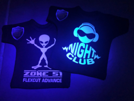 blacklight flexfolie A 4