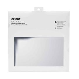 cricut foil transfer sheets   zilver
