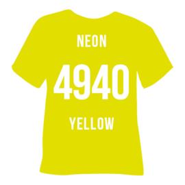 poli flex turbo neon geel A4