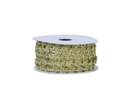 sierlint ribbon goud 7mm