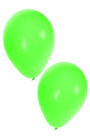 Helium ballonnen | GROEN