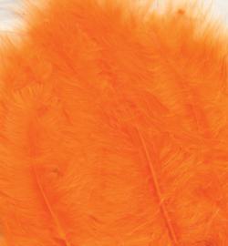 marabou veertjes oranje