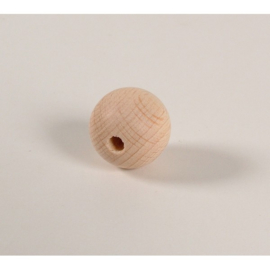 houten kraal 20mm