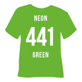 poli-flex premium | neon groen A4