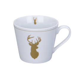 Happy cup |gold deer krasilnikoff