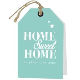 kaart | home sweet home