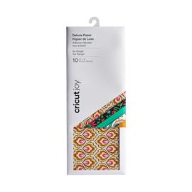 Cricut Joy ™ Deluxe-papier met lijm, naar ontwerp