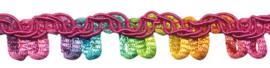 lusjesband regenboog