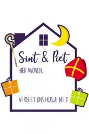 raambord Sint & Piet