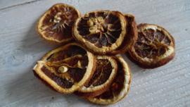 gedroogde sinaasappelschijven