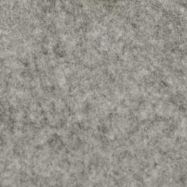 vilt grijs 2mm 30,5 x 30,5 cm
