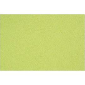 vilt 3mm   appel groen 42 x 60 cm