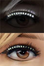 led lashes wit