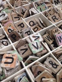 Cijfers & letters & symbolen