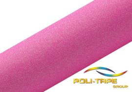 poli flex pearl glitter | neon pink