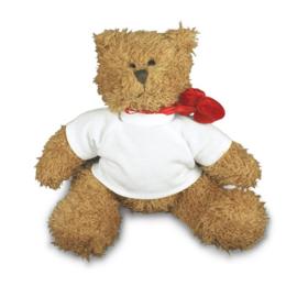teddybeer met t-shirt