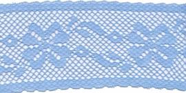 baby blauw kant 45mm