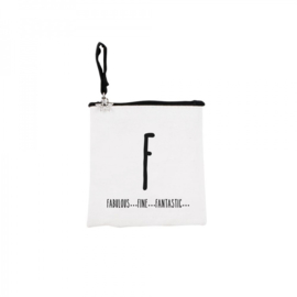 Fabric wallet F
