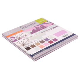 florence cardstock smooth | winter