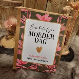 bloemenzaden mix | moederdag