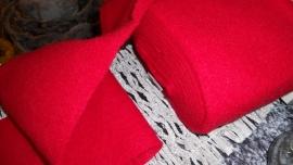 vilt rood 15 cm breed