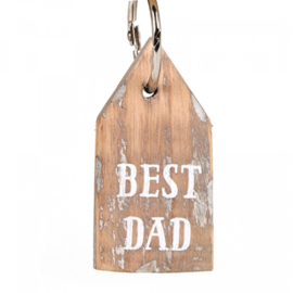 sleutelhanger | BEST DAD