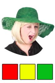 dames organza hoed