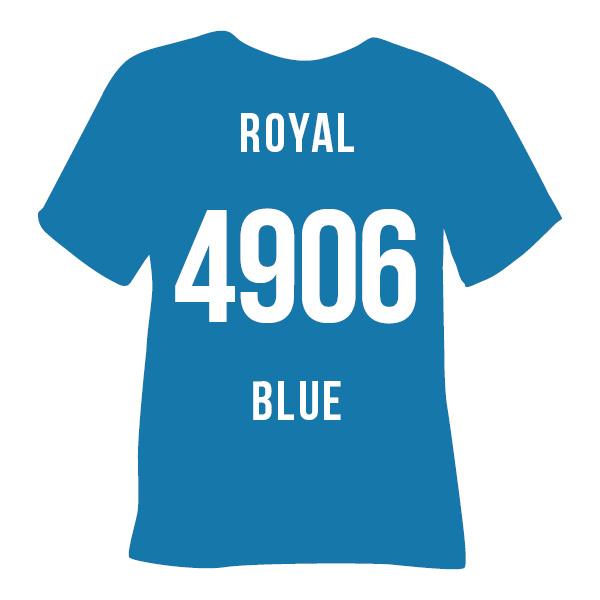 Poli-flex turbo  royal blue   50 x 14 cm