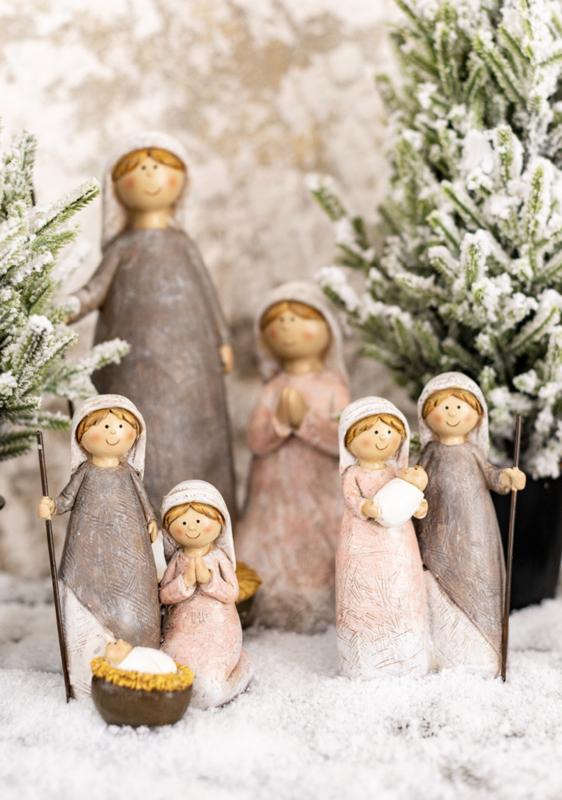 kerstbeeldje Nativity   M