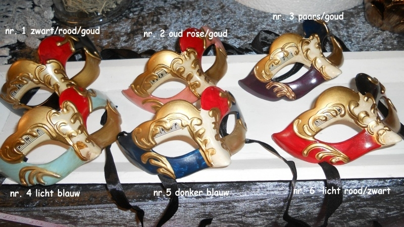 venetiaans masker
