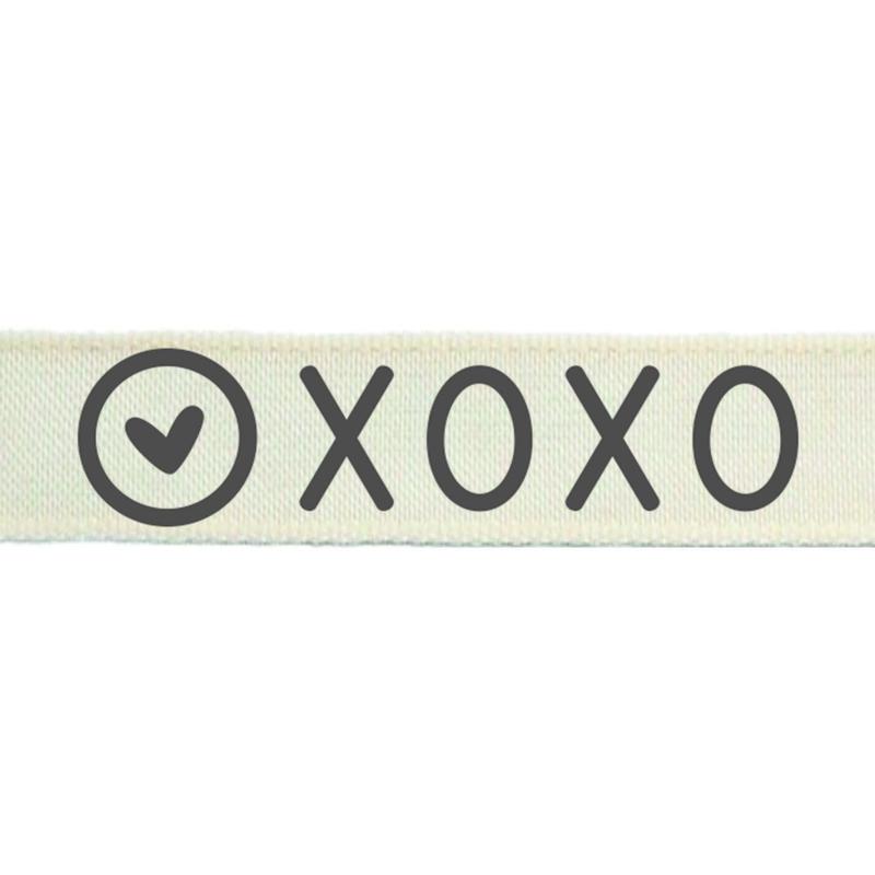 ribbon XOXO