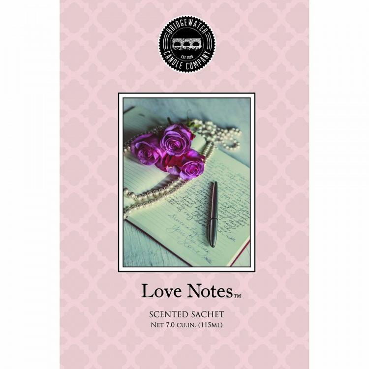 geurzakje Love Notes
