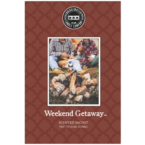 geurzakje weekend getaway | bridgewater