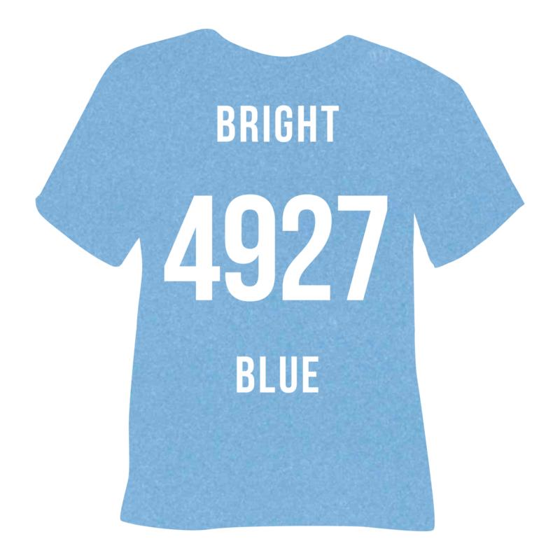 Poli-flex turbo bright blue | 50 x 14 cm