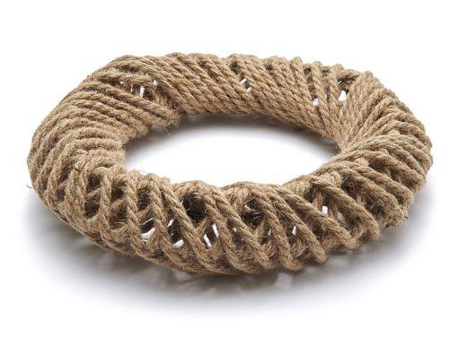 krans jute touw 35 cm