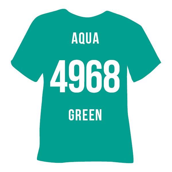 Poli-flex turbo  aqua groen   50 x 14 cm