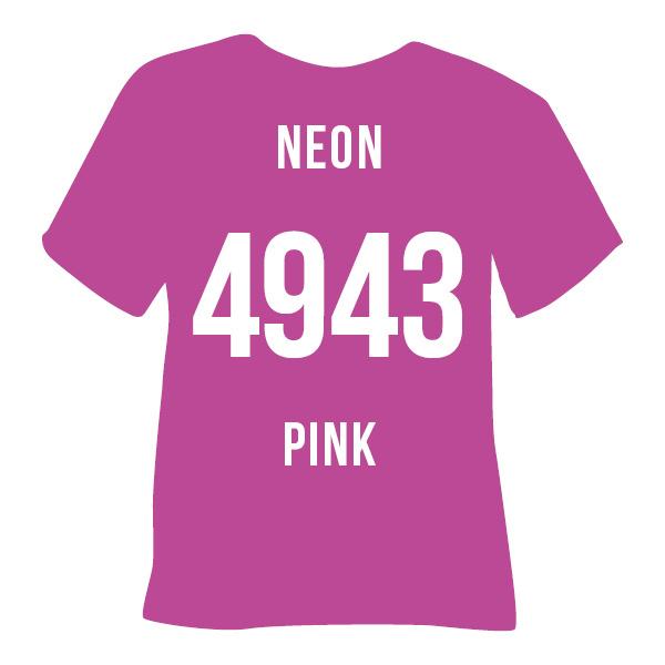 Poli-flex turbo neon pink | 50 x 14 cm