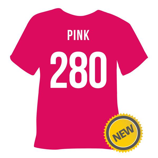 flock poli-tape tubitherm | pink