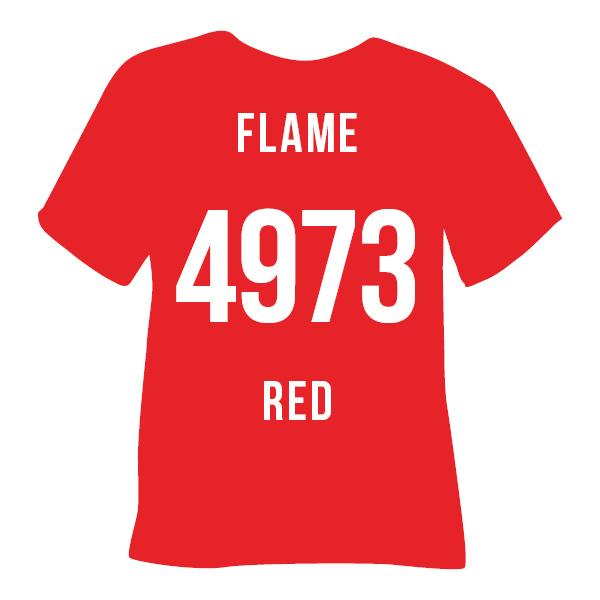 Poli-flex turbo  flame red   50 x 14 cm