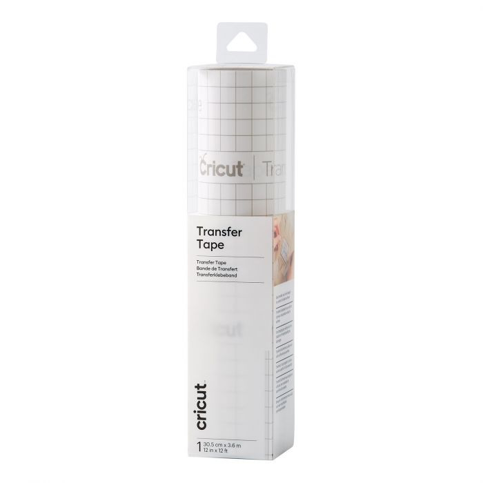 Cricut transfer tape 30,5 x 3,6 mtr