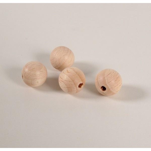 houten kraal 10mm