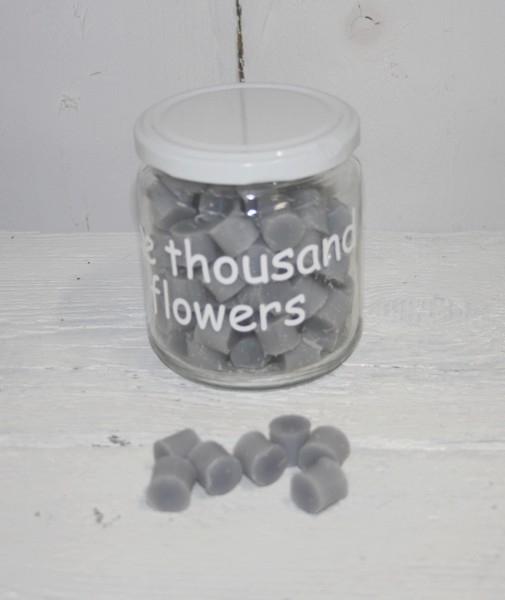 zeep rondjes grijs