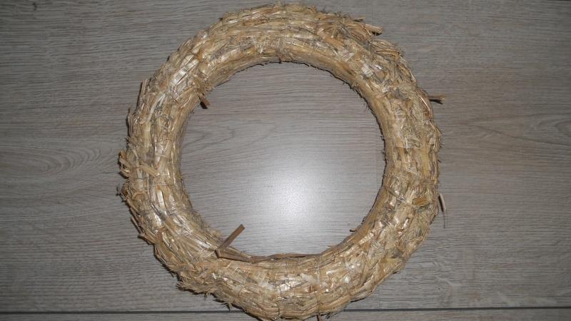 stro krans  vanaf 20 cm