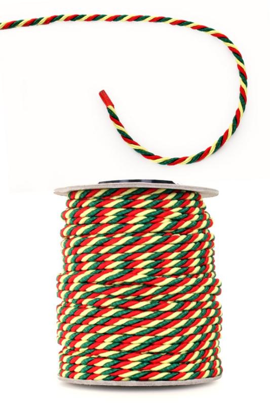 medaille koord | rood/geel/groen