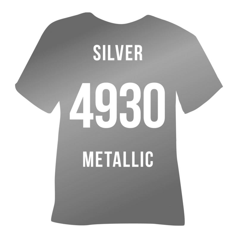 poli flex turbo zilver metallic A4