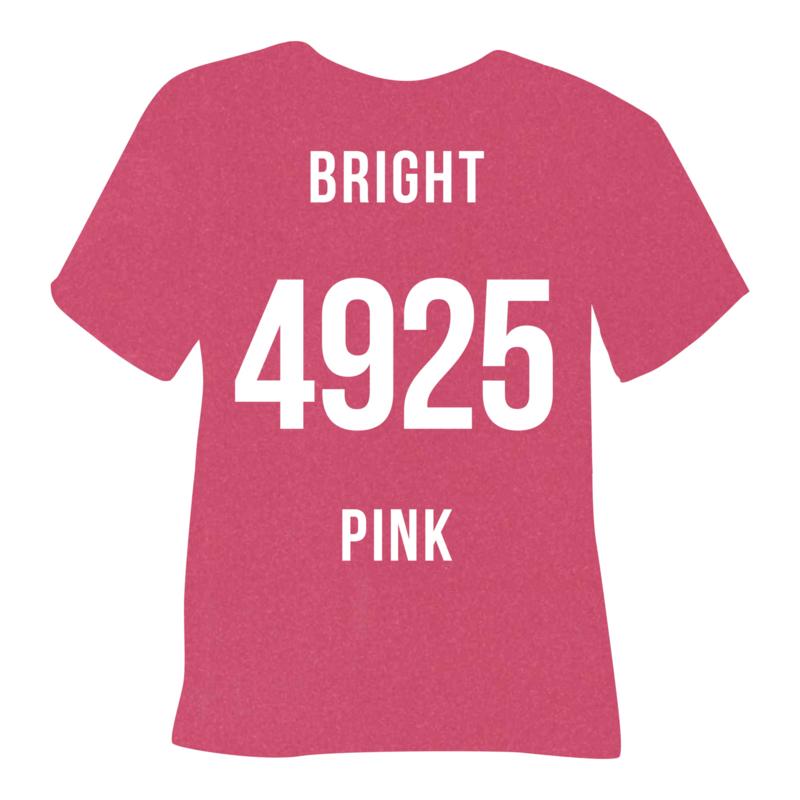 poli flex turbo bright pink A4