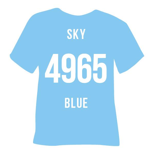 Poli-flex turbo  sky blue | 50 x 14 cm