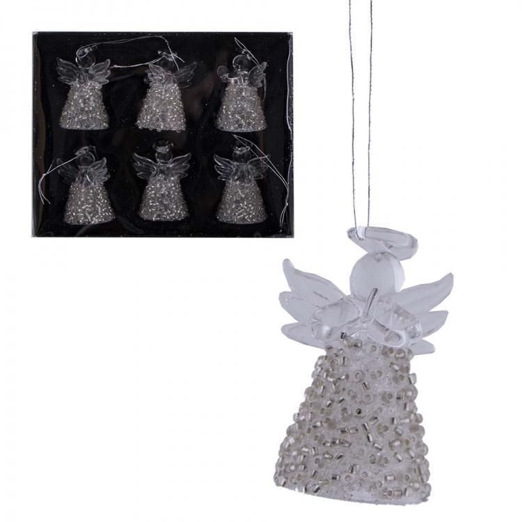 hanger glazen engel