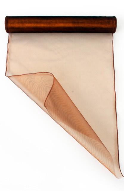organza koper