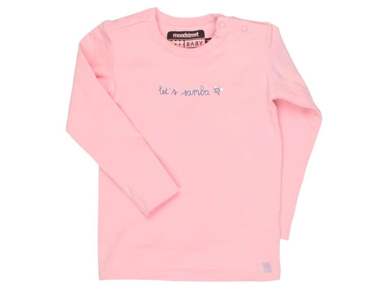 shirt lange wouw | Moodstreet baby